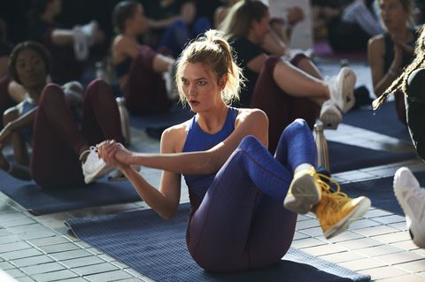 Karlie Kloss Opens Up About Body Insecurities Favourite Workouts