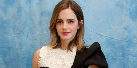 Emma Watson   ELLE UK