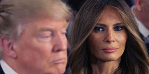 Melania trump hate Donald | ELLE UK