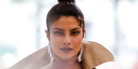 Priyanka Chopra Hair And Make-Up Met Gala 2017