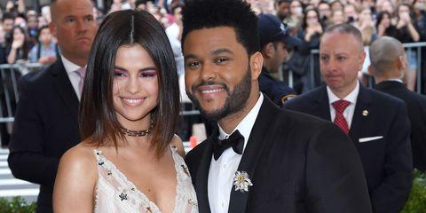 Selena Gomez and The Weeknd | ELLE UK