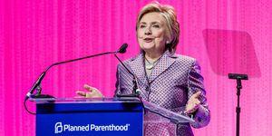 Hillary Clinton | ELLE UK