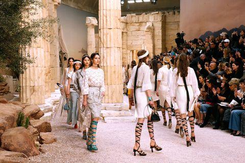 Fashion, Fashion show, Fashion design, Event, Runway, Street fashion, Haute couture,