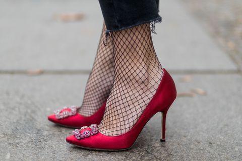 dd19ae4026f How The Classic Satin Manolo Blahnik  Carrie Bradshaw  Shoe Made A ...