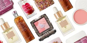 Rose Inspired Beauty Products
