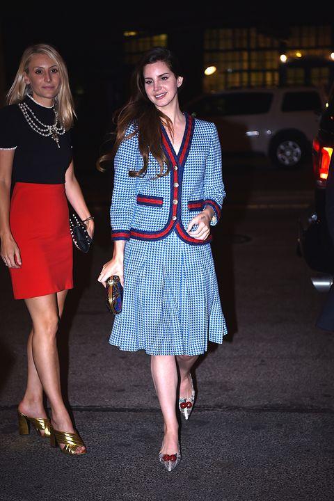 Lana Del Rey S Style File