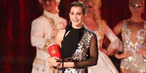 Emma Watson at MTV Awards | ELLE UK