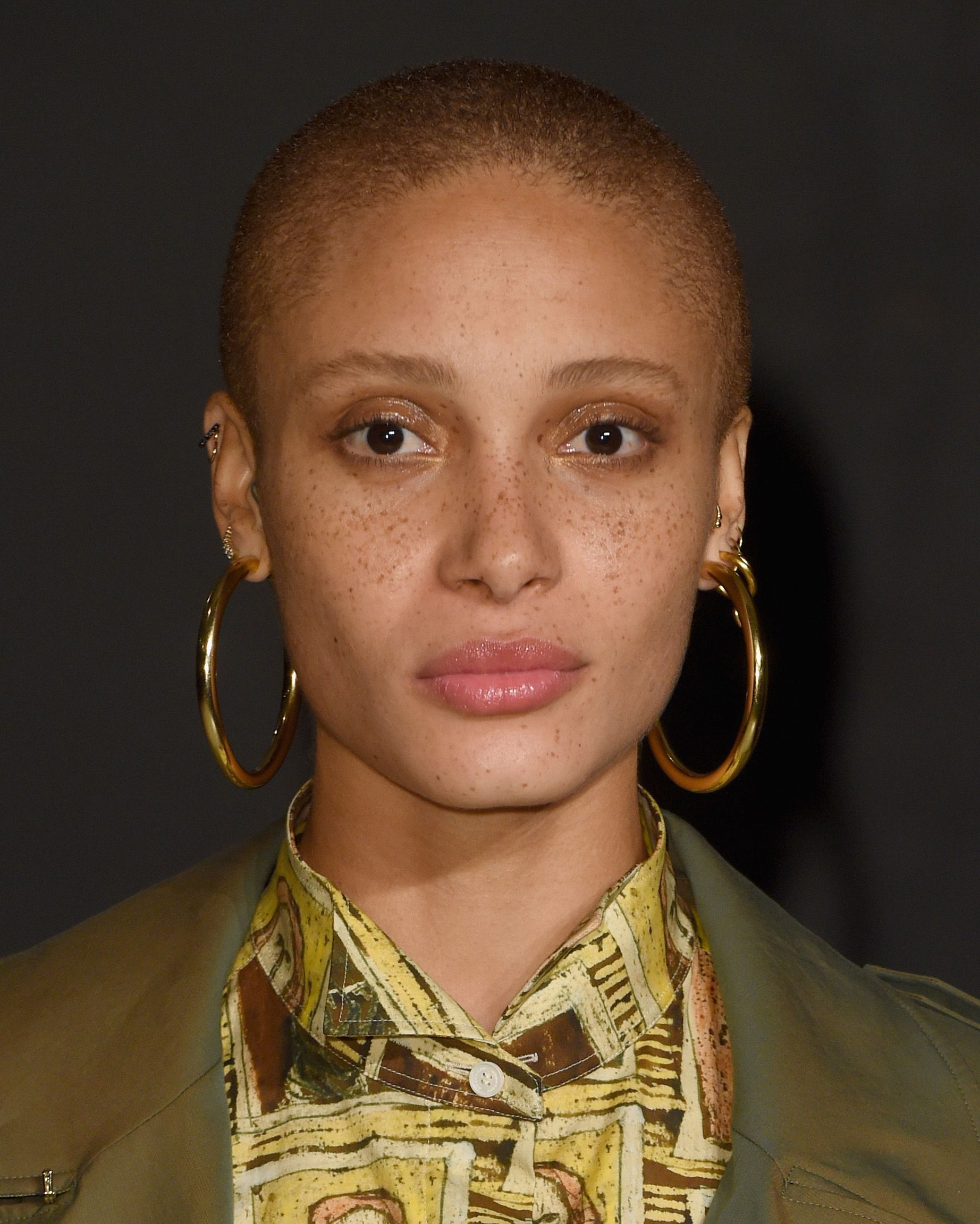 Female Celebrities With A Shaved Head The Best Ever Buzz Cut Moments
