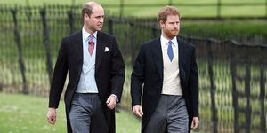Prince william and Prince Harry | ELLE UK