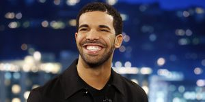 Drake smiling | ELLE UK
