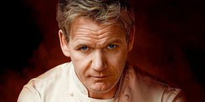 Gordan Ramsey | ELLE UK