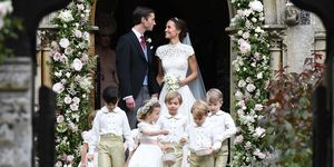 Pippa Middleton wedding   ELLE UK