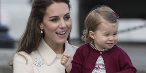 Kate Middleton and Princess Charlotte | LouisvuittonShop UK