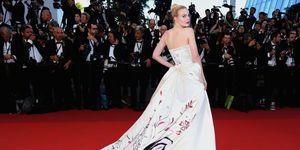 Elle Fanning Cannes 2017