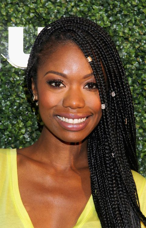 """<p><span>When it comes to braids, consider two main rules. """"Keep your edges hydrated, oiled, and moisturized—and keep tension at a minimum,"""" Nelms says. As tempting as it might be, tighter does not mean better, plus comes with a cost: thinning, breakage, and potentially traction alopecia.&nbsp;</span></p>"""