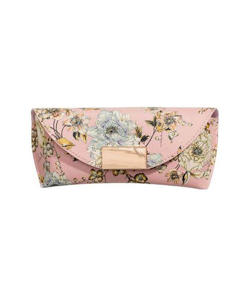 H&M floral glasses case