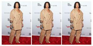 Rihanna at Parsons Benefit 2017