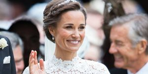 Pippa Middleton earrings | ELLE UK