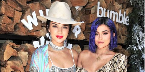 Kendall And Kylie Jenner | ELLE UK