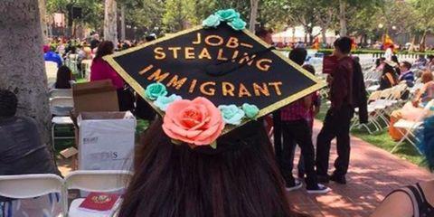 Job-stealing Immigrant #Immigrad