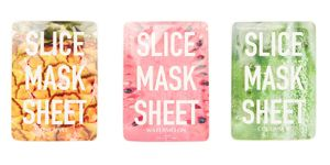 Fruit Slice Sheet Masks