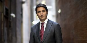 Justin Trudeau | ELLE UK