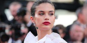 Victoria's Secret Angle Sara Sampaio at Cannes 2017
