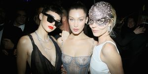 Bella Hadid and Kendall Jenner Dior