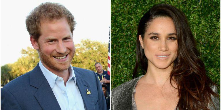 Prince Harry and Meghan Markle | ELLE UK