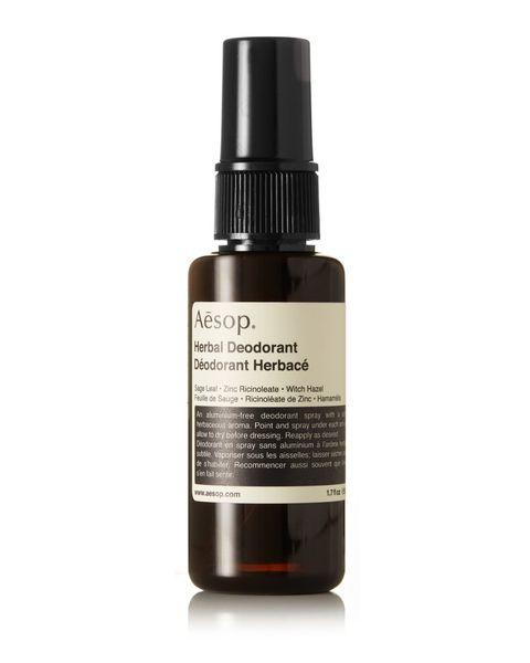 Aesop Herbal Deodorant Pregnancy Beauty Products