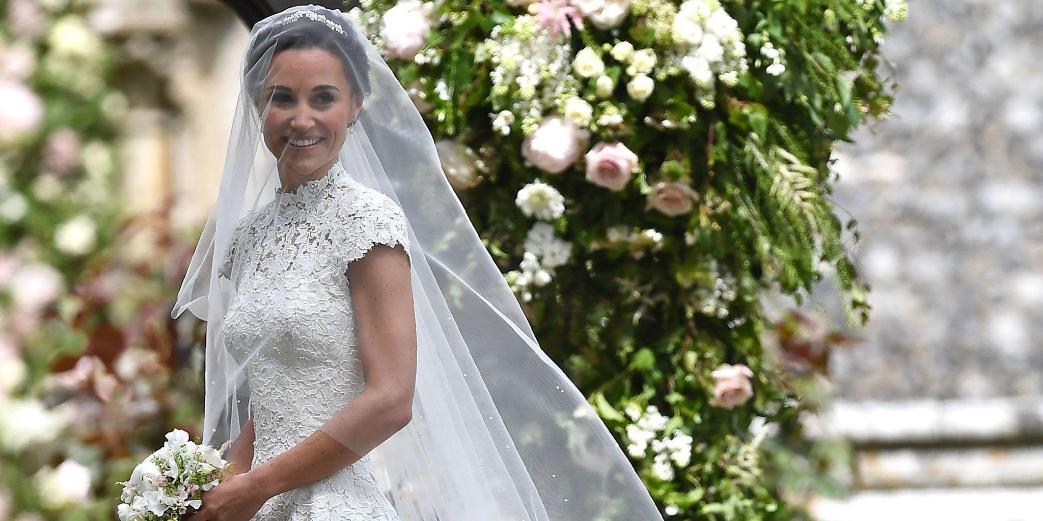 The Best Ever Celebrity Wedding Dresses