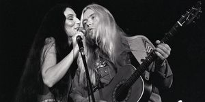 Cher's Tribute to ex husband Gregg Allman