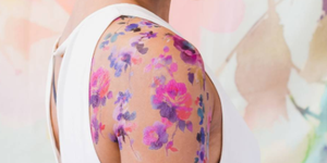 Scented Temporary Tattoos