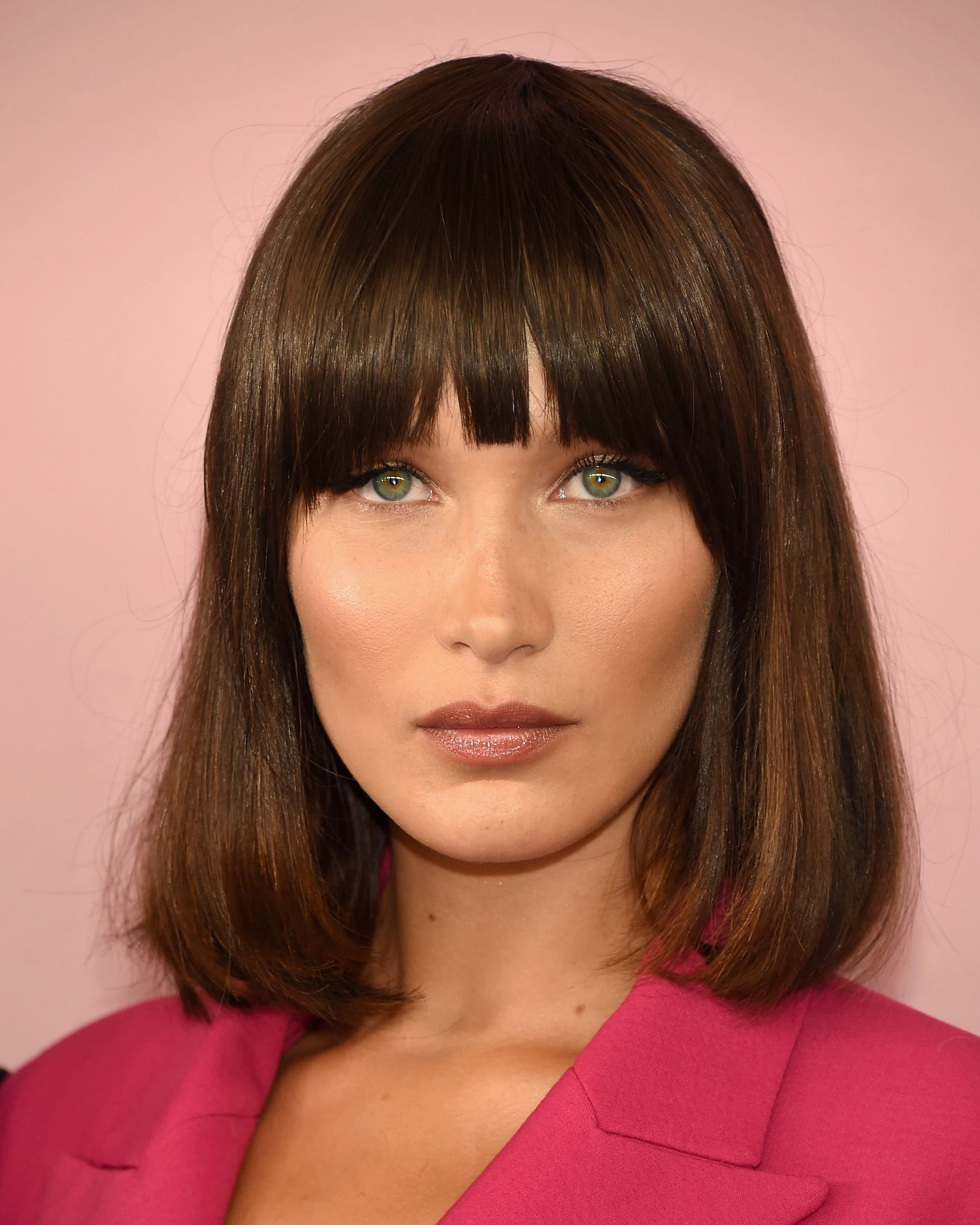 Best Fringe Hairstyles For 2019 How To Pull Off A Fringe Haircut