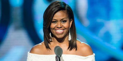 Michelle Obama   ELLE UK
