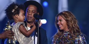 Beyonce, Jay Z, Blue Ivy | ELLE UK