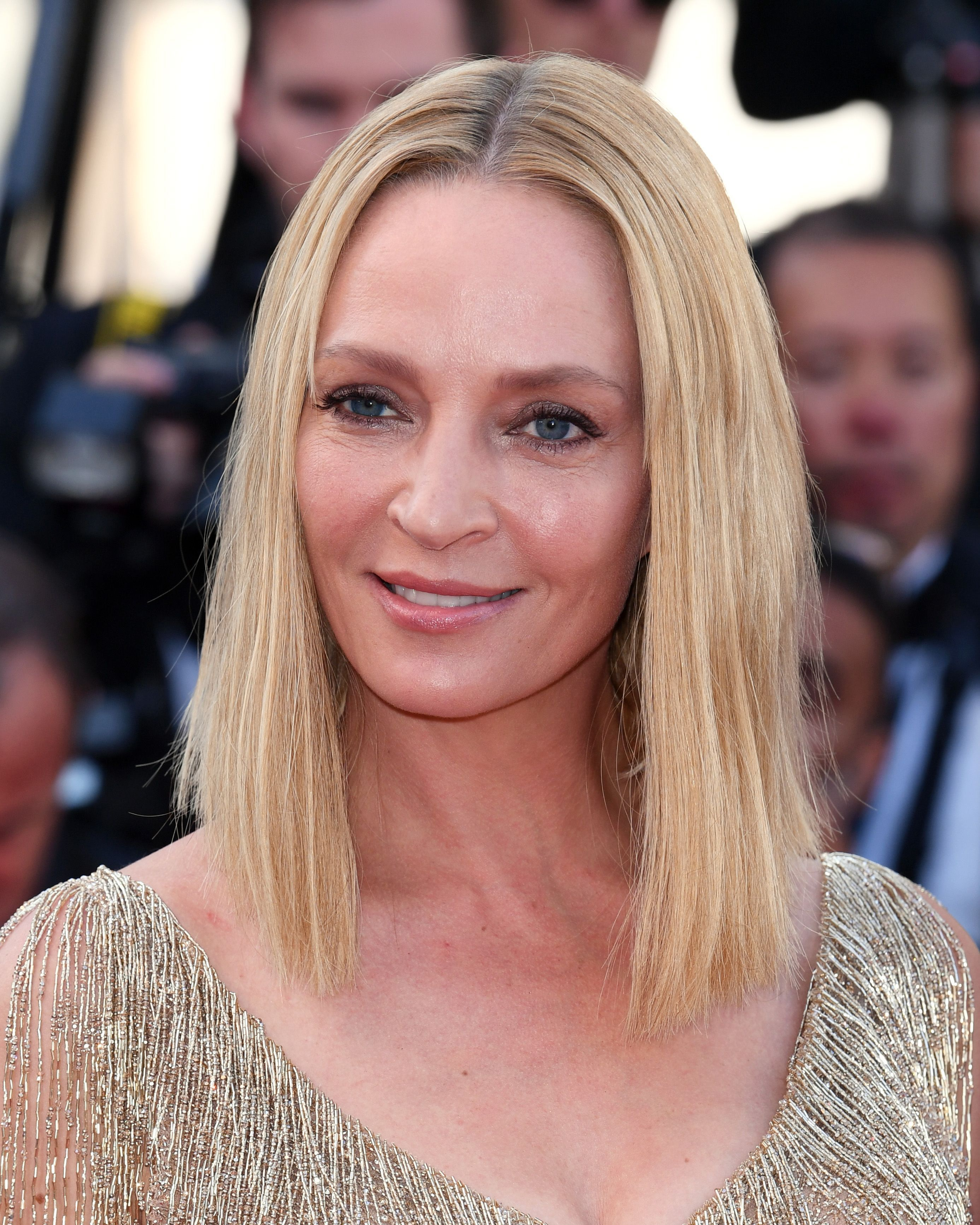 Lob Hair - Mid-Length Hairstyle Inspiration From The Celebs Getting ...