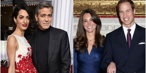 Clooney family and royal family | ELLE UK