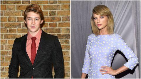 Taylor Swift and Joe Alwyn | ELLE UK