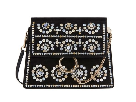 6677de69b7f2b8 The bag laden with mother of pearl buttons will have a limited run with 5  of the bags housing a metallic plate with the bag's number and Chloe's new  ...