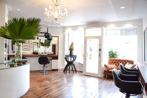 Charlotte Mensah S Hair Lounge