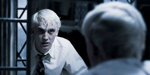 Draco Malfoy - Deleted scene