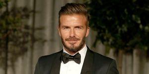 David Beckham   ELLE UK