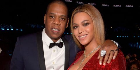 Jay Z and Beyonce | ELLE UK