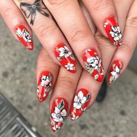 21 Best Summer Nail Art Designs Cool Manicure Ideas For Summer 2018