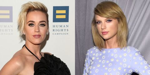 Katy Perry Just Apologised to Taylor Swift