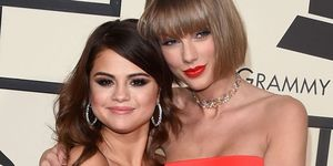 Selena Gomez and Taylor Swift | ELLE UK