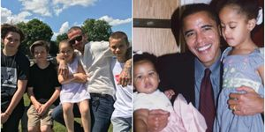 Best Celebrity Father's Day Posts | ELLE UK