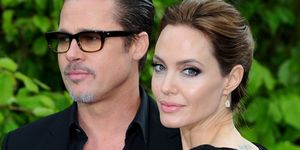 Angelina Jolie and Brad Pitt | ELLE UK