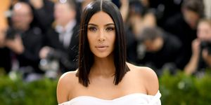 Kim Kardashian   ELLE UK